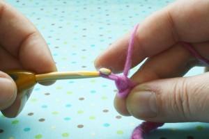Single crochet 7