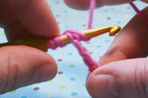 Double crochet 3