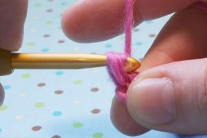 Double crochet 8