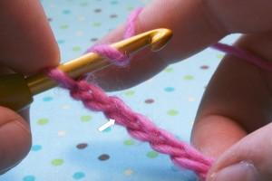 Double crochet 2